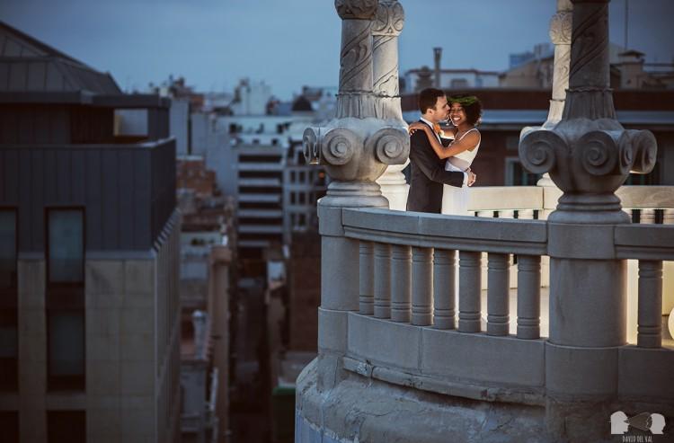 Boda Aby+Daniel en Casa Fuster, Barcelona
